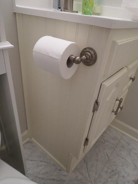 Bathroom Vanity Kick Plate hello kirsti: bathroom vanity upcycle