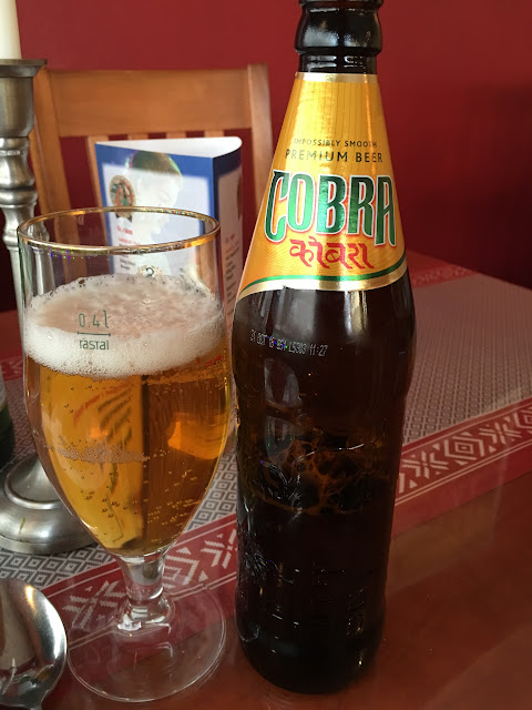 Cobra öl