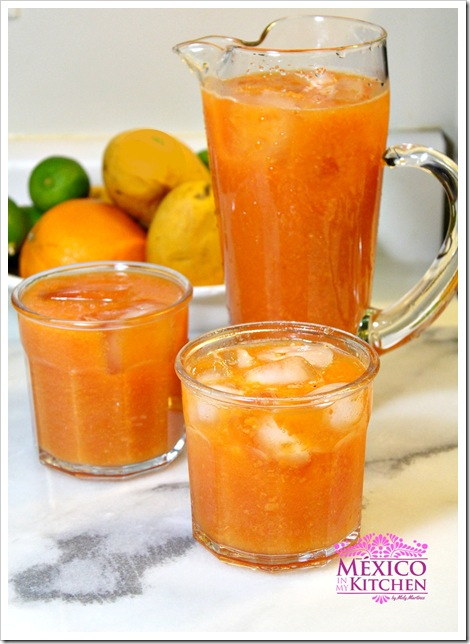 Papaya Drink | Mexican Recipes