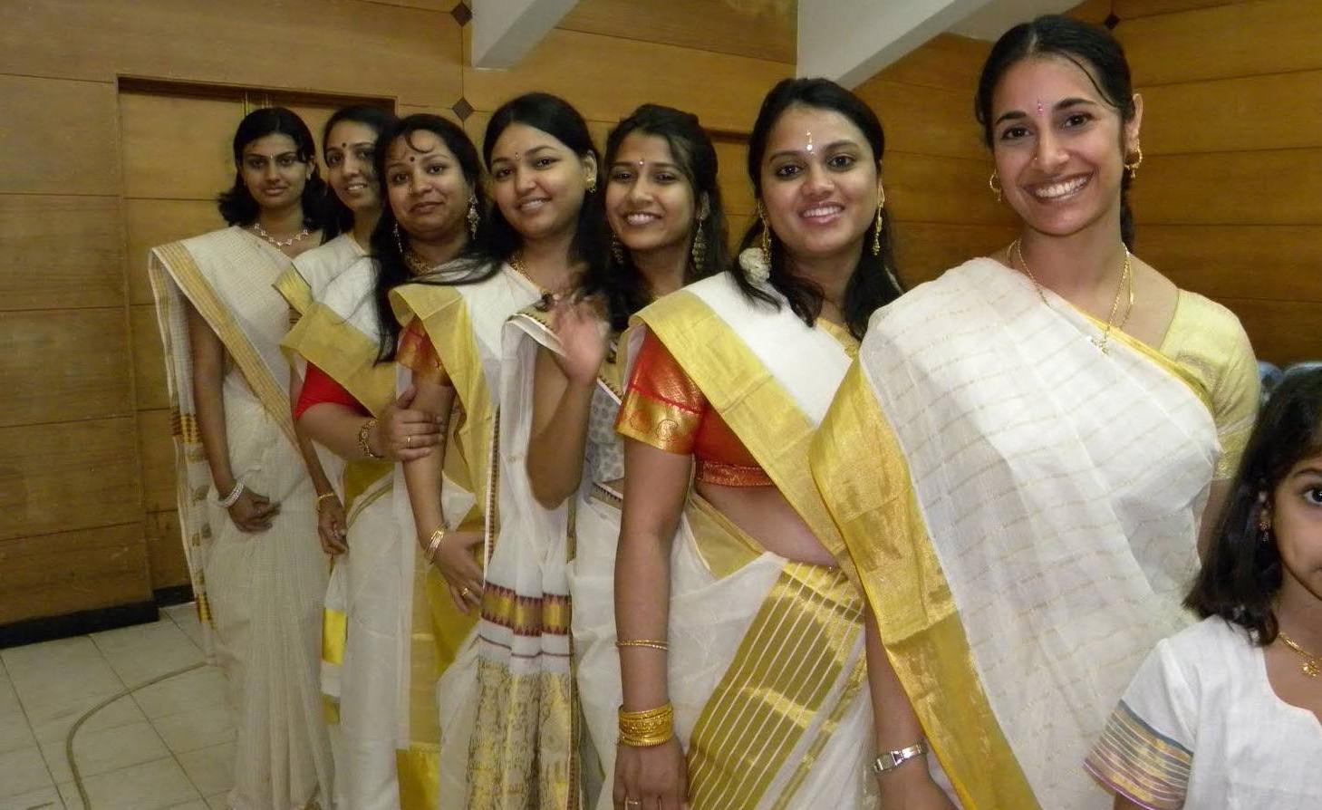 Saree Uniform or bridesmaids?
