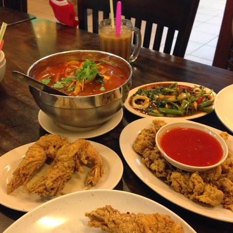 Idrus Ikan Bakar, Penang