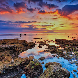 Landscape Lombok  by Made Thee - Landscapes Sunsets & Sunrises
