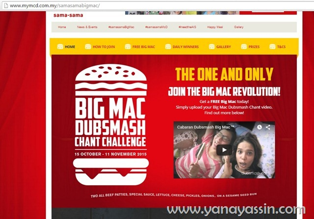 MyMcd Big Mac 3