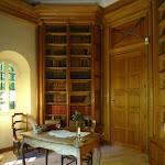Parc de la Maison de Chateaubriand : tour Velléda