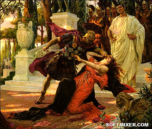 Rochegrosse_Georges_Antoine_The_Death_of_Messalina_1916(2)
