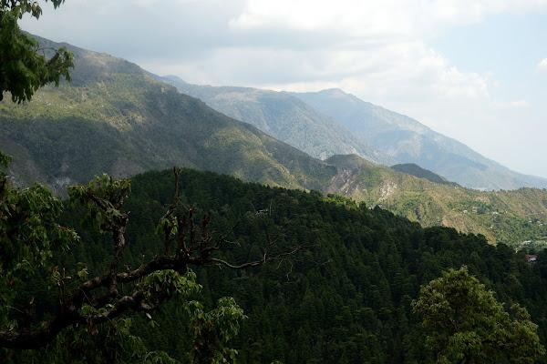 горы индия