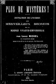 Cover of Louis Michel de Figanieres's Book Plus de Mysteres (1878,in French)