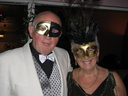 Christmas Masquerade Ball 2009