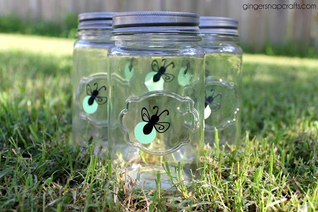 glow bug jars #kidcraft