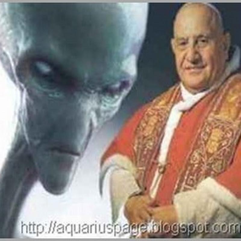 Papa João XXIII manteve contato com Extraterrestres