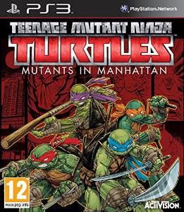 [GAMES] Teenage Mutant Ninja Turtles Mutants in Manhattan (PS3/EUR)