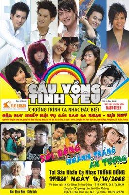 Cầu Vồng Tình Yêu - Cau Vong Tinh Yeu