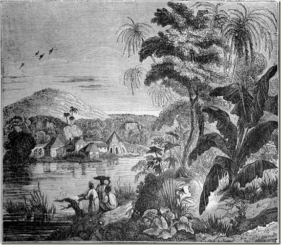 Sugar Estate, Jamaica 1837