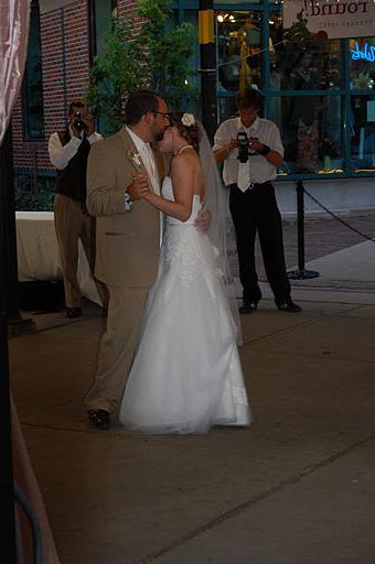 Farmers Market wedding Ann