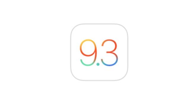 icon ios 9.3