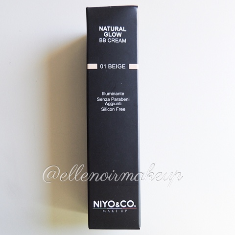 Natural Glow BB Cream NIYO & co.