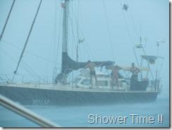 015 Heavy Rain, Sapodilla Bay, Provo