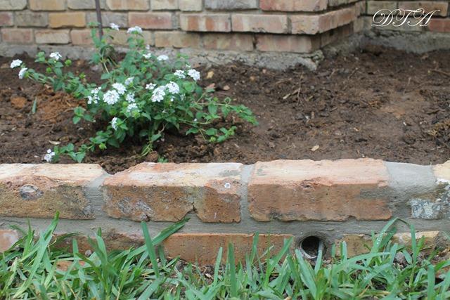 Brick wall 004