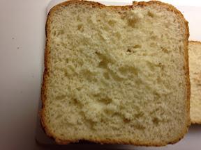 matbröd i bakmaskin