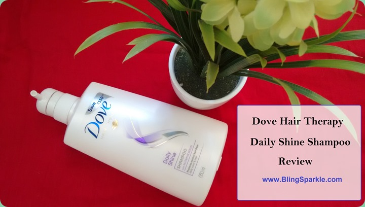 Shampoo review Dove