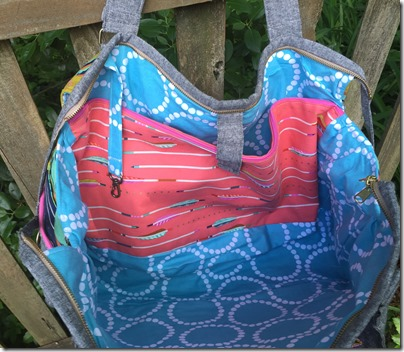 The Betsy Travel Bag  Twincess Designs (7)