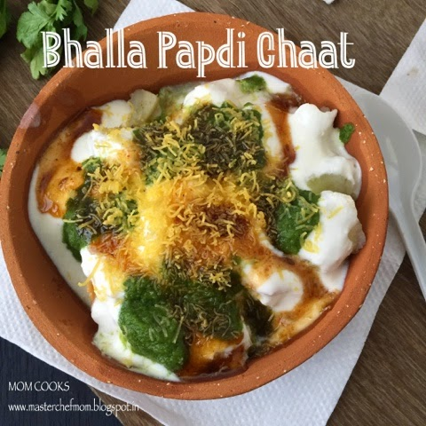 Bhalla Papadi Chaat