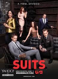 Luật Sư - Phần 4 - Suits Season 4