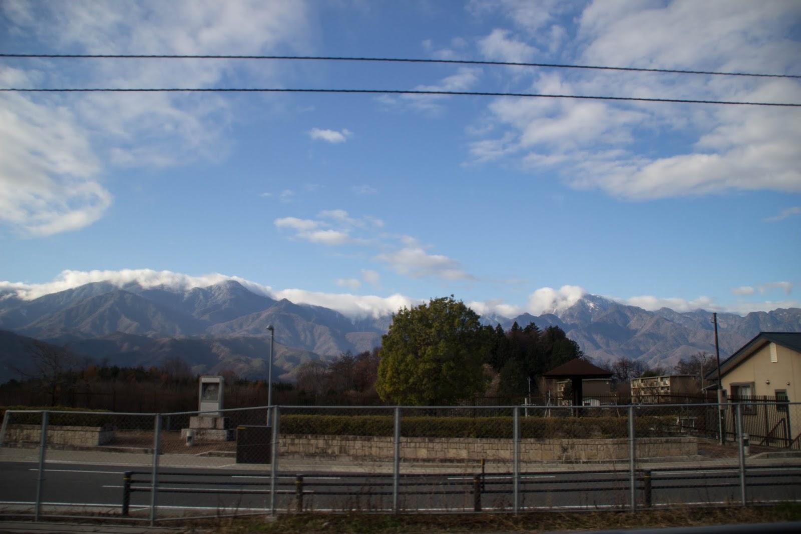 韮崎-小淵沢間