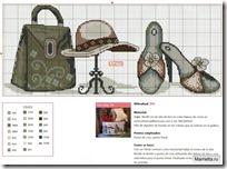 bolsos, sombreros, zapatos punto de cruz (6)