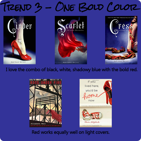 One bold Color 5 books