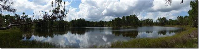 Hannah Park Lake Pano