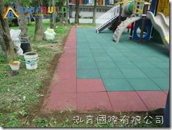 新北市瑞亭國小幼兒園戶外活動場遊具整修及地墊更換