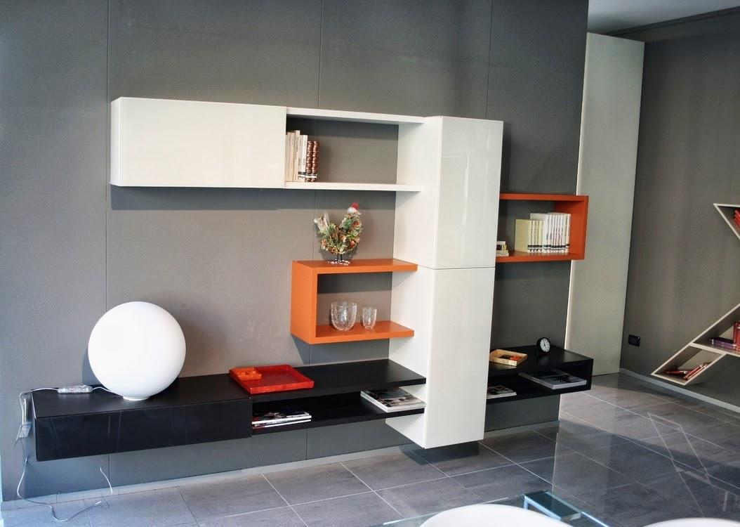 Soggiorni moderni carminati e sonzognicarminati e sonzogni for Mobili soggiorno angolari moderni