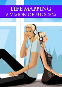 Cover of Angel's Book Life Mapping A Vision Of Success
