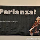 Parlanza! in Albatrosgebouw - Foto's Harry Wolterman