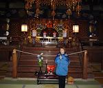 Świątynia Buddy Amidy nagórze Kurama