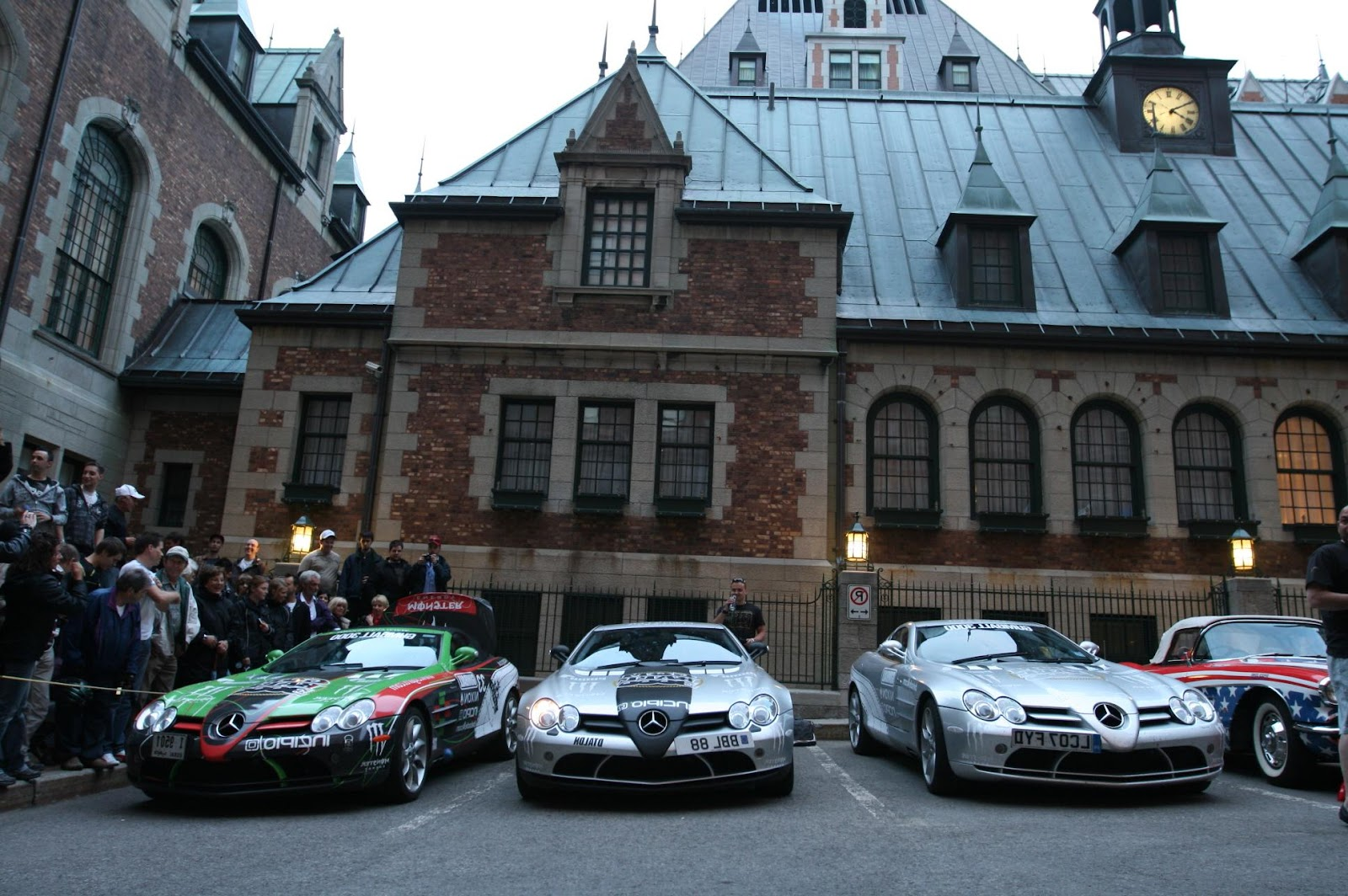 GUMBALL 3000 - Quebec City - 32