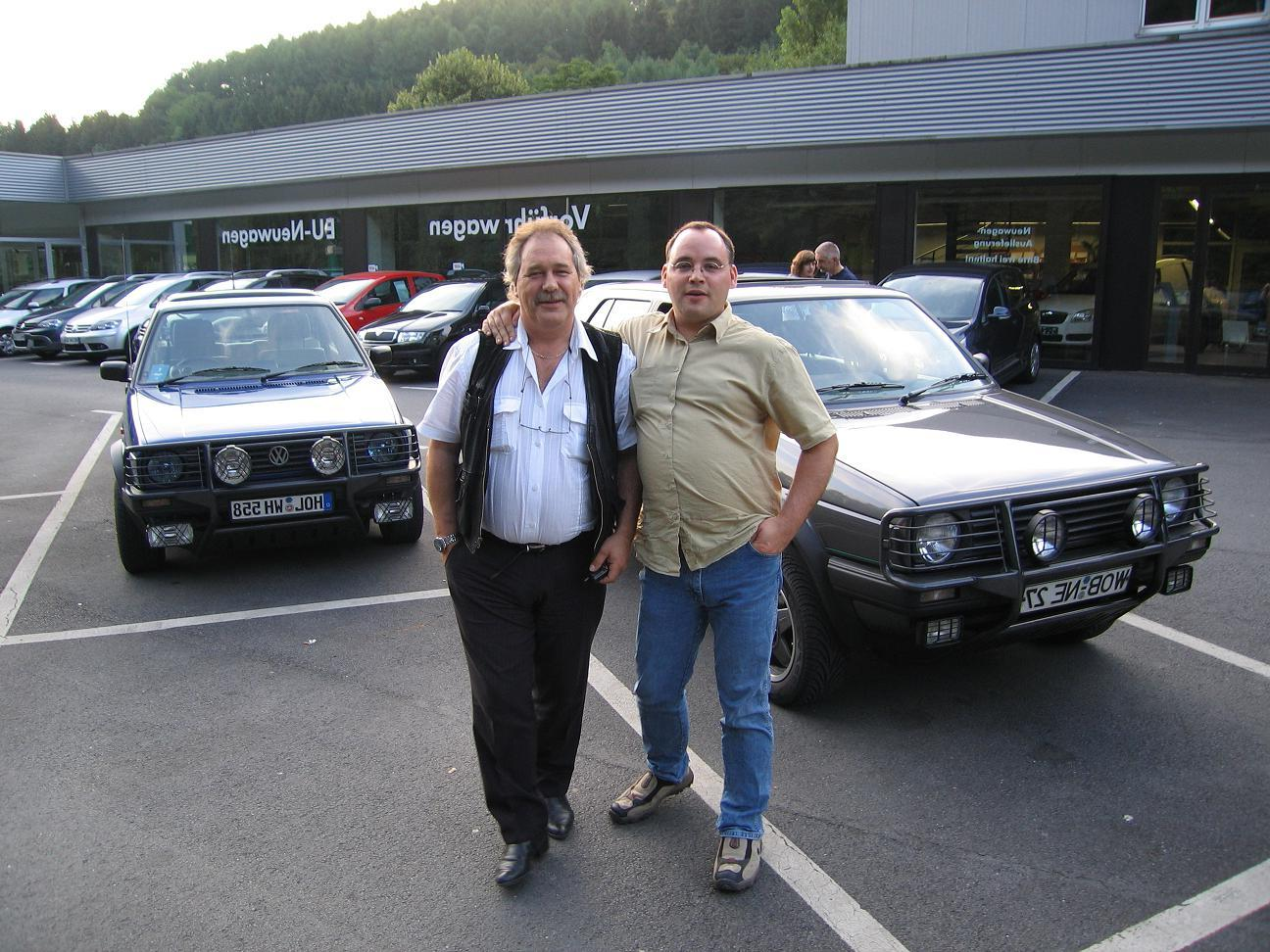 Country Golf MK2 syncro