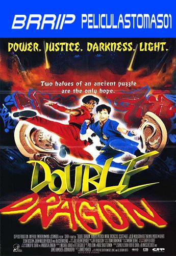 Double dragon: La película (1994) BRRip