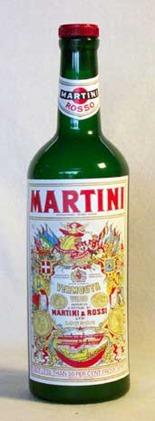 nielsen - martini rossi bottle