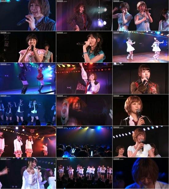 "(LIVE)(公演) AKB48 チームB ""パジャマドライブ"" 大家志津香の生誕祭 141220 & 150114"