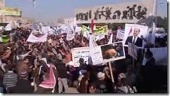 Mass Sunni Protest