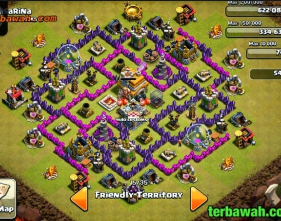 layouts cv7 pra guerra http heneuclash blogspot com 2015 04