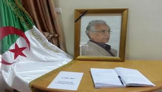 Ghannouchi à Alger pour se recueillir à la mémoire du défunt Aït Ahmed