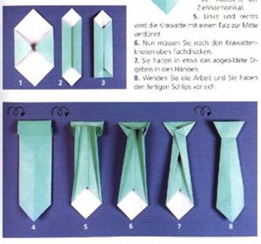Как сделать галстук для мальчика своими руками