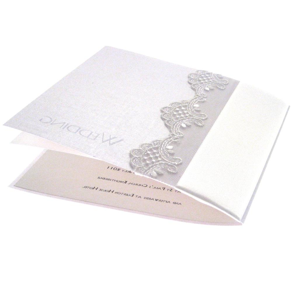 Ethereal Wedding Invitation