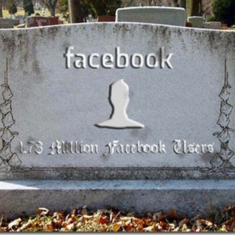 Facebook கணக்கு வைத்திருப்பவர் இறந்துவிட்டால்?