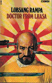 Cover of Tuesday Lobsang Rampa's Book Doctor From Lhasa