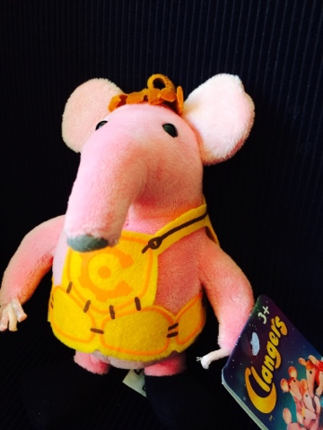 2015 Clangers Toys - Major Clanger