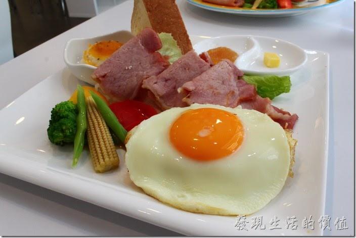 台南-白色曙光早午餐06